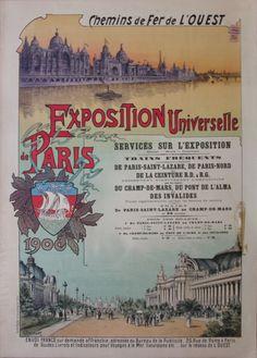 Exposition Universelle de Paris a 1900