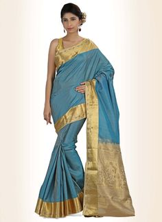 Evolve into a jewel of inestimable value as as you wear this shade silk designer…