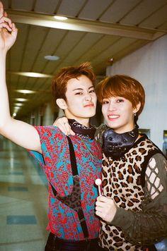 Mark & Taeil