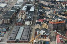 Katajanokka, Helsinki photo by Petteri Järvinen