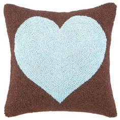 Heart pillow, but not for $48. Crazy