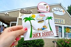 Review: Duck Donuts