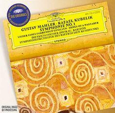 MAHLER Symphonie No. 1 - Kubelik - Deutsche Grammophon