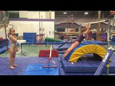 Jump to the high bar - YouTube