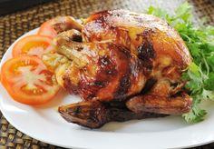 Uniek en exotische van smaak! Five Spice Roasted Chicken.
