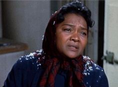 Juanita Moore in Imitation of Life.One of my all time favorite movies!!!! Need an entire box of tissues to get through this one!!!!!