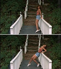 Dirty Dancing - been here where they filmed this.