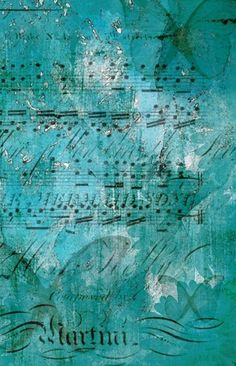 Turquoise and Aqua Blue Sheet Music Tiffany Blue, Verde Tiffany, Azul Tiffany, Aqua Color, Color Azul, Shades Of Turquoise, Shades Of Blue, Verde Aqua, Colors