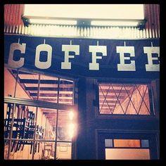 Headquarters coffee shop #NashvilleTidbits