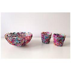 yarn ends bowls http://marrose-ccc.com/tutorials-2/yarn-ends-bowl/