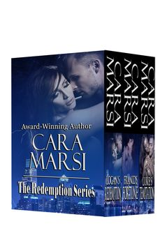 Redemption Series Boxed Set The Santisi-Callahan-Tanner families in one set for your convenience