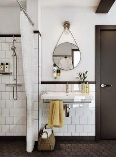 inspiracje w moim mieszkaniu: Skandynawska łazienka/ Scandinavian bathroom