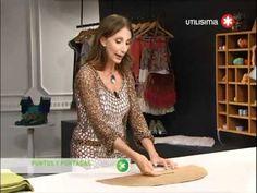 Cómo hacer un chaleco de paño muy fácil sin coser
