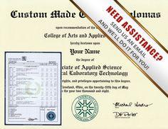 get fake degree certificate