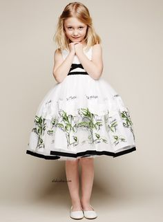 ALALOSHA: VOGUE ENFANTS: Must Have of the Day: Monnalisa Couture SS'16