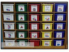 FREE Manipulative Labels for your Cubby Jones Hurst Classroom Cubbies, Classroom Labels, Classroom Organisation, Teacher Organization, Classroom Decor, Organized Teacher, Classroom Management, Preschool Labels, Kindergarten Classroom