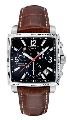 Certina DS Podium Men's Watch Chronograph - New Watch for Sale in Bahrain