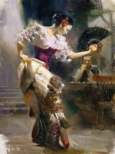 Tipical Spain - Flamenco