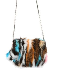 f9764118a #Blogger Faux Fur Crossbody Clutch Bag Crossbody Clutch, Shoulder Bag,  Zipper, Clothes
