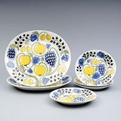 Birger Kaipiainen, Paratiisi, ARABIA. Finland, Nostalgia, Decorative Plates, House Design, Dishes, Tableware, Home Decor, Dinnerware, Decoration Home