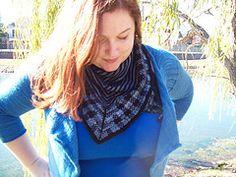 Ravelry: Sheena Shawl pattern by Jacquelyn Ridzy