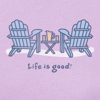 Summer Chairs #Lifeisgood #Think Spring