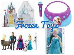 Addicted To Disney Frozen Boutique - Frozen Toys