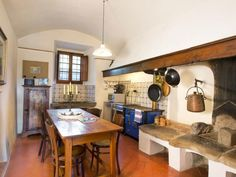 Michelangelo's Historic Tuscan Villa Hits The Market For $8.488 Million  - Veranda.com