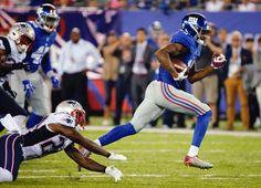 Preseason Week 4 Giants vs. Patriots: Giants WR Tavarres King makes the TD! (9/1/16)