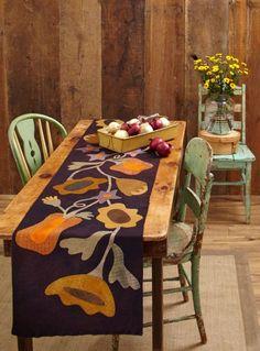 Fall's Bounty by designer Janet Nesbitt of The Buggy Barn.