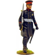 NP 215 LUTZOW FREIKORPS OFFICER MARCHING