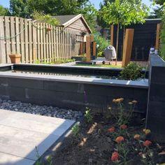 Kindvriendelijke achtertuin Veenendaal - Garden Bridge, Deck, Patio, Landscape, Bridges, Outdoor Decor, Home Decor, Terrace, Balcony