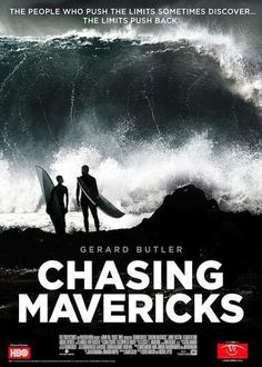 Chasing Mavericks an inspiring soul who adopted his calling to the tip - Persiguiendo Mavericks, Chasing Mavericks, Tucker And Dale Vs Evil, Great Movies To Watch, Big Wave Surfing, 2012 Movie, Watch Tv Shows, Msv, Big Waves