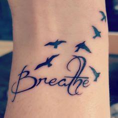 Passionate anxiety tattoo  For Women #TattoosforWomen #PanicAttackTattoo