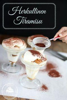 Pullahiiren leivontanurkka: Herkullinen alkoholiton Tiramisu