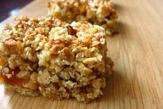 Healthy Homemade Snacks, Granola, Food To Make, Kitchen Dining, Caramel, Paleo, Food And Drink, Sweets, Cookies