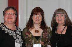The amazing Kendall Leeper, left, with Kathleen and our dear friend Kim from Housecall Providers