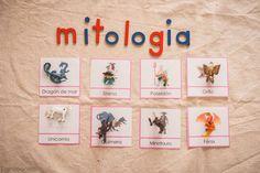 Aprender con Safari Ltd y Montessori - Tigriteando