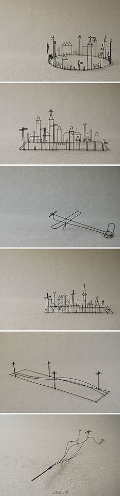Awesome wire art and design