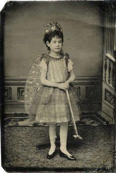 maudelynn:    Little Fairy Girl