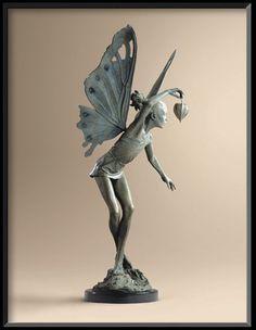David Goode - Bronze Sculpture  ---- on my wish list
