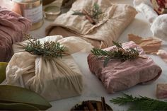 Simone LeBlanc shares how to wrap holiday gifts in the absolute swooniest ways!