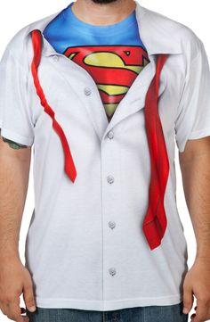 I am Superman Costume Shirt