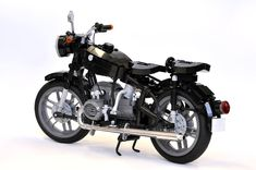 LEGO Ideas - The Vintage Motorcycle of BMW R60/2