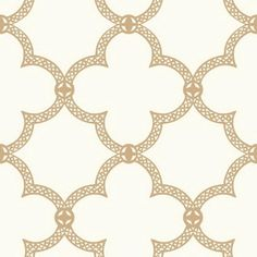 York Wall Coverings York Wallcoverings Pattern Play x 27 Serendipity Wallpaper Roll