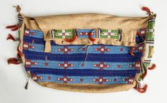 Cheyenne Beaded Possible Bag | Cottone Auctions