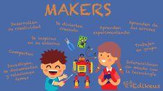 ¿Cómo son las y los Makers?  Movimiento y cultura Maker • Edikeus