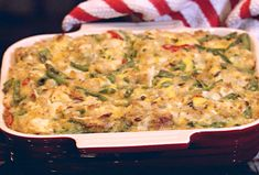 Chicken and Rice Casserole from FoodNetwork.com