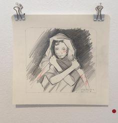 """Karla Ortiz - """"Los Bocetos 6"""""""