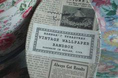 Hannah's Treasures Bandboxes